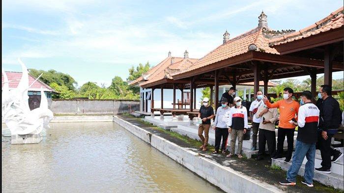 Gandeng ICA, Pemkab Klungkung Rancang Rumah Makan Kolam Pancing
