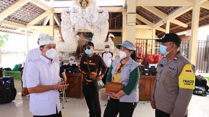 Ketaatan Menerapkan Prokes Menjadi Kunci Kepercayaan Wisatawan Datang ke Nusa Penida