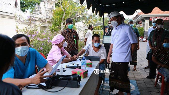 Jadi Titik Ungkit, Satgas Covid-19 Klungkung Gencarkan Vaksinasi di Nusa Penida Menuju Zona Hijau