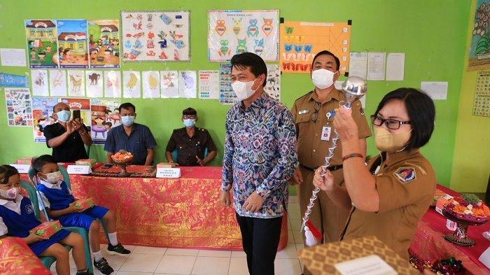 Bupati Suwirta Kebut Program Satu Desa Satu TK Negeri di Klungkung