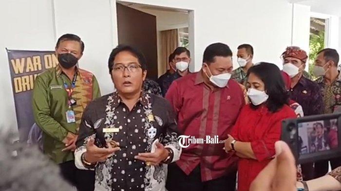 Tahun 2022, Giri Prasta Akan Bangun Tempat Rehabilitasi Bagi Pengguna Narkoba di Badung