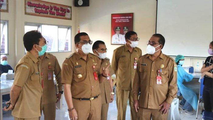 Bupati Sanjaya Targetkan Anak Usia 12-17 Tahun Tuntas Vaksinasi Bulan Juli 2021