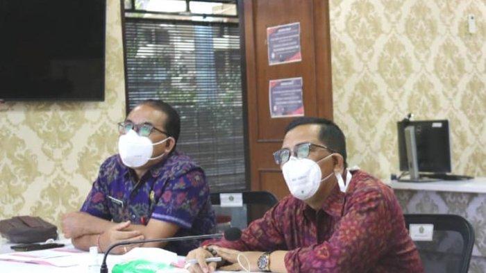 Pemkab Tabanan Ikuti Rakor yang Dipimpin Menko Luhut, Rumah Sakit Kini Wajib Setor Data Stok Oksigen