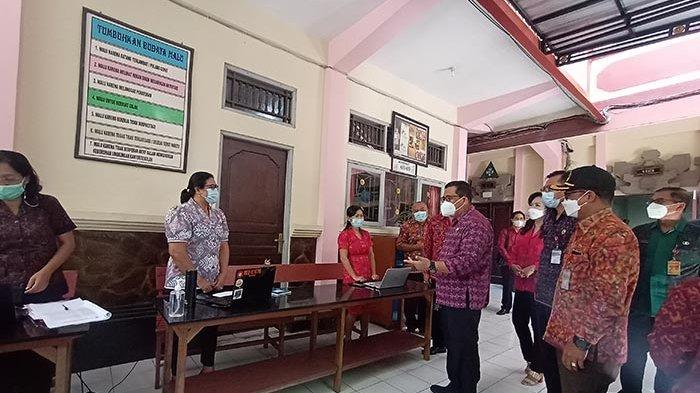 Jelang Pembelajaran Tatap Muka Juli 2021,Sebanyak 3.832 Guru di Tabanan Prioritas Vaksinasi Covid-19