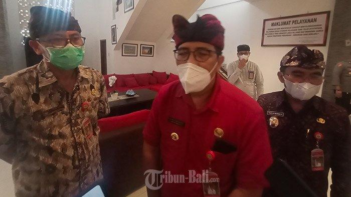 Bupati dan Wabup Tabanan Bakal Ngantor di Desa Zona Merah, Sanjaya: Sekalian Kita Membangun Desa
