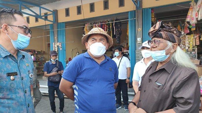 Pasar Lelateng Terbakar, Bupati Jembrana Minta LPD Beri ...