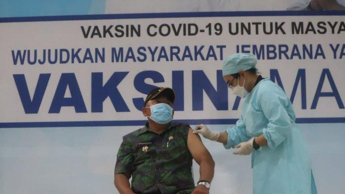 Vaksinasi Covid-19 di Gilimanuk Jadi Sasaran Selanjutnya, Ditarget Capai 40 Ribu Dosis