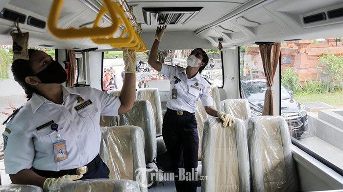 Jelang Uji Coba Pembelajaran Tatap Muka di Denpasar, Dishub Bakal Buat Rute Khusus Bus Sekolah