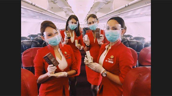 Sempat Berhenti Beroperasi, Kini AirAsia Terbang Kembali dari Jakarta ke Bali