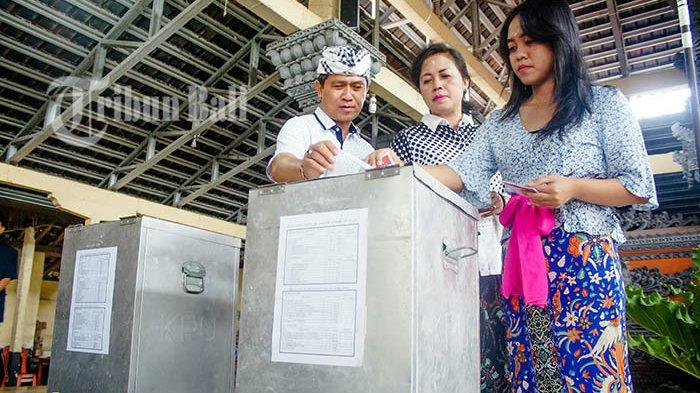 Tjok Bagus Kalah di Kandang, Pasangan SUWASTA Unggul, Suwirta Ajak Tunggu Hasil KPU