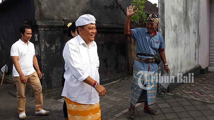 Paslon Nomor Urut 2, Mantra-Kerta Unggul di TPS 20 Wanasari Denpasar