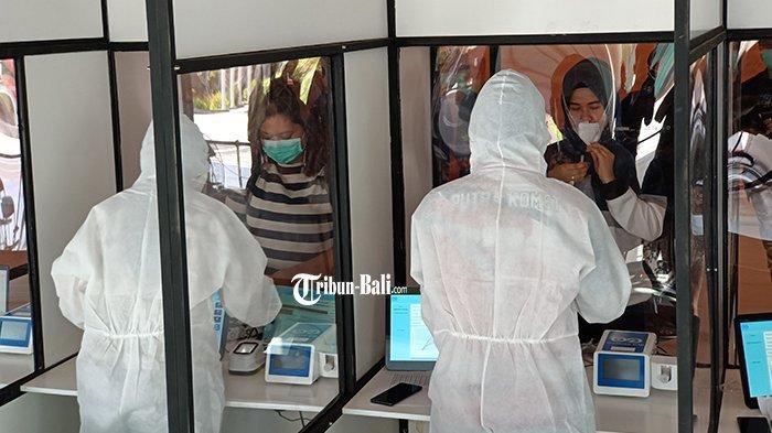 Alat Tiup GeNose C-19 & Rapid Antigen di Bandara Ngurah Rai Bali Dipastikan Masih Baru dan Tersegel