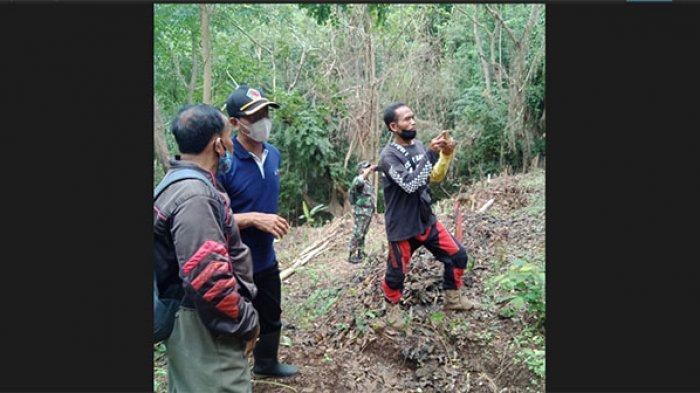 Aparat Temukan Pelanggaran di Hutan Negara Desa Lokapaksa Buleleng, Petani Penggarap Lalu Dibina