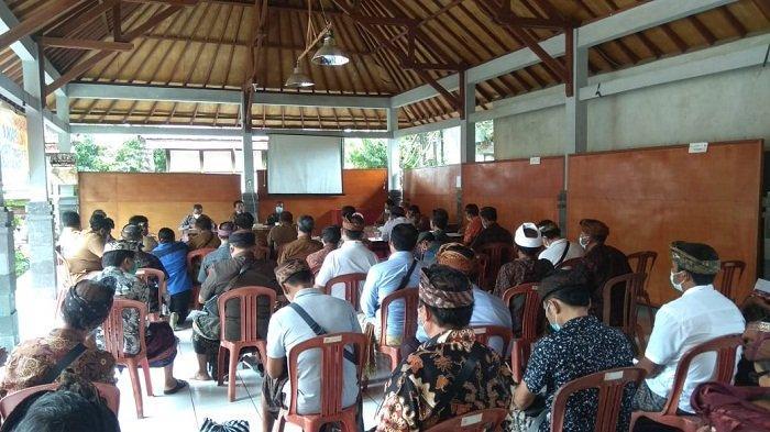 Kawal SE Gubernur Soal Nataru, Aparat dan Desa Adat di Sukawati Atensi Objek Pantai