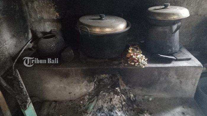 Pandemi Covid, Warga Gianyar Bali Beralih Memasak di Cangkem Paon, Penjualan Gas Melon Turun 30 %