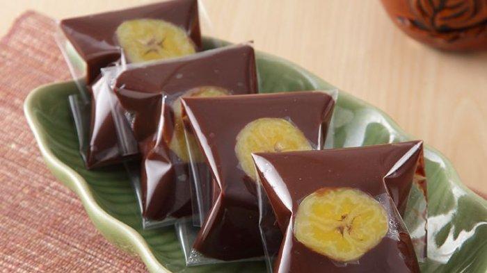 Manfaatkan Pisang Hampir Busuk, Resep Cantik Manis Cokelat Pisang