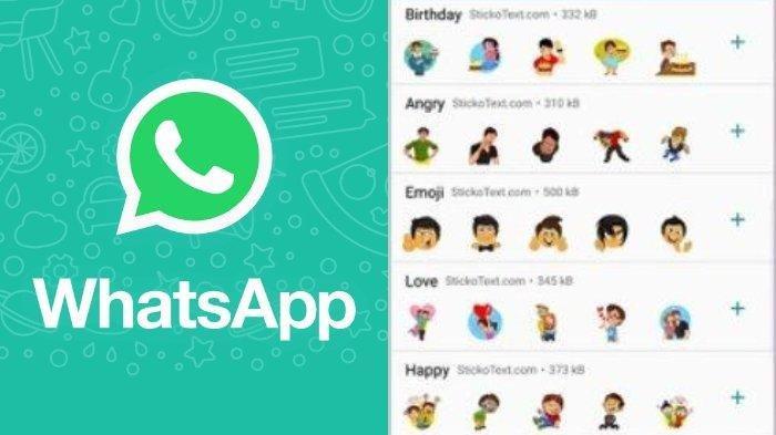 Cara Membuat Stiker WhatsApp dengan Simple dan Mudah, Bisa Gunakan Foto Pilihanmu