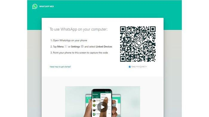 Cara Menggunakan WhatsApp Web Tanpa Ponsel yang Terhubung Internet