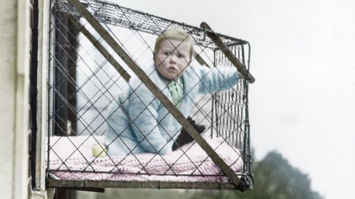 7 Cara Merawat Bayi Di Zaman Orangtua Dulu Ini Kok Seram Ya Nomor 2 Bikin Was Was Tribun Bali