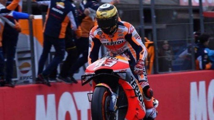 UPDATE Kondisi Terkini Marc Marquez, Sinyal Comeback di Seri Pembuka MotoGP 2021 Menguat