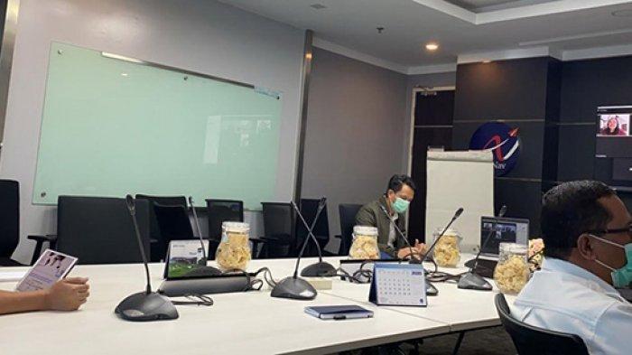Cegah Penyebaran COVID-19, AirNav Indonesia Alihkan Semua Rapat Via Daring