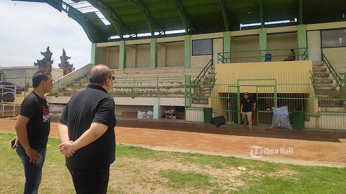 Stadion Kompyang Sujana Denpasar Calon Home Base Bali United Musim 2020