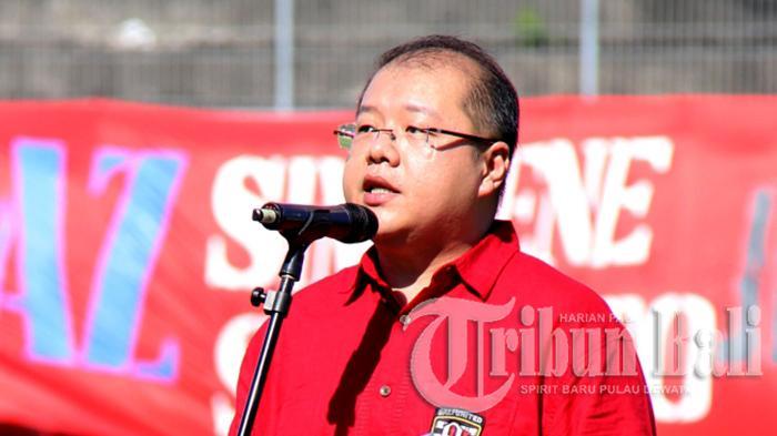 Ini yang DimintaYabes Tanuri agar Pemain Tidak Tersingkir dari Bali United