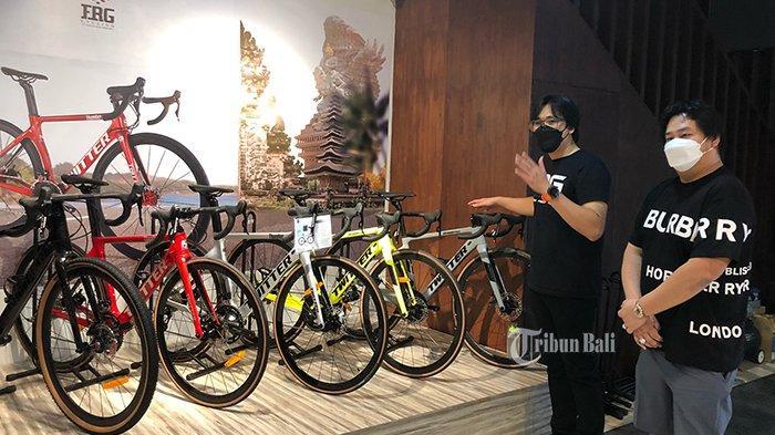 FRG Cycling Buka Store di Bali, Hadirkan 3 Brand Road Bike Eksklusif Ternama