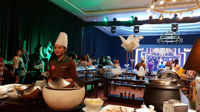Simple & Lezat Para Chef Swiss-Belhotel International Bali Menghidangkan Menu ala 20an