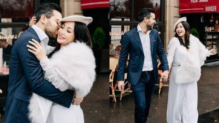 Chef Marinka Resmi Menikah denganPeter Lufting, Berikut Potret Bahagianya Bareng Suami