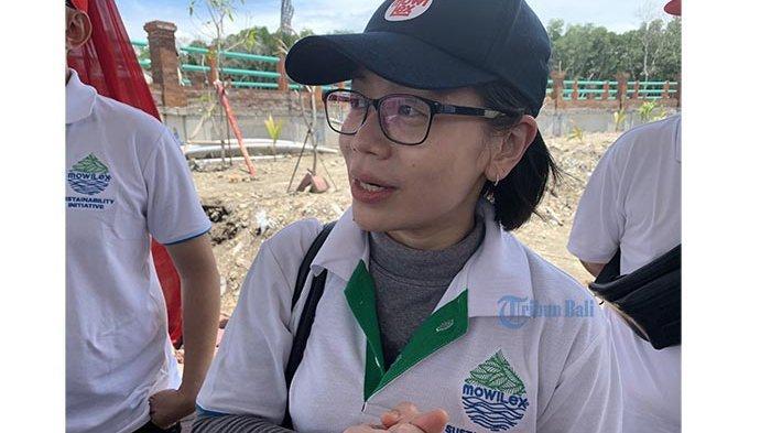 Hijaukan Kembali Lahan Gundul di Tukad Mati Kuta, PT Mowilex Indonesia Sumbang 5.000 Bibit Mangrove