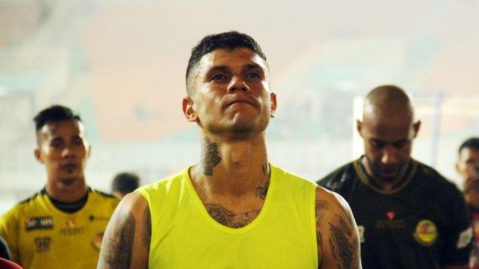Ke Stadion Dipta Ciro Alves Tegaskan Putus Kontrak di PS Tira Januari 2020, Sinyal ke Bali United?
