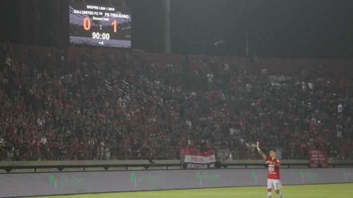 Kode Keras Ciro Alves, Seusai Laga Bersama PS Tira Persikabo Langsung Pakai Jersey Bali United