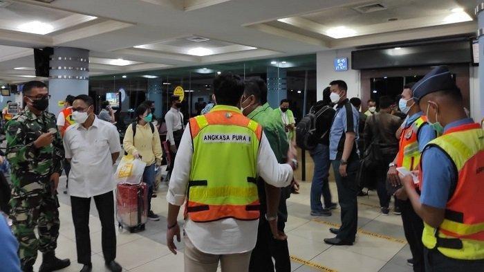KRONOLOGI Bocah Buka Pintu Darurat, Pramugari Citilink Berlarian Lalu Mendarat Darurat di Palembang