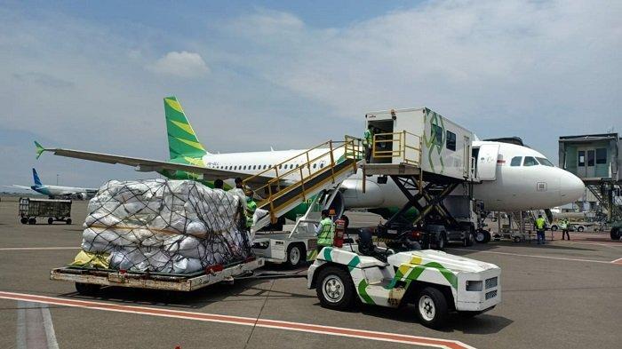 Penerbangan Penumpang Dihentikan, Citilink Kini Layani Pengiriman Kargo Domestik dan Internasional
