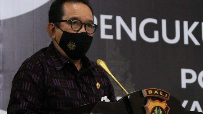 Soal Pemberlakuan PSBB di Bali, Cok Ace: Masih Menunggu Surat Pemerintah Pusat