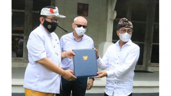 Cok Ace Berharap Turis Eropa Timur Tertarik untuk Datang ke Bali