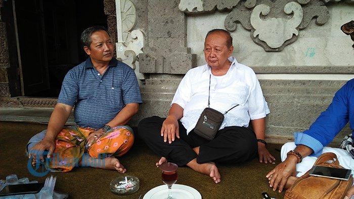 Misi Politisi Gaek Cok Rat Gerilya ke Tabanan, Datangi Sukaja Pastikan Kemenangan Paslon Ini
