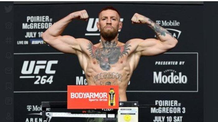 Conor McGregor Vs Dustin Poirier UFC 264, The Notorious: Anda Mati di Oktagon Besok Malam