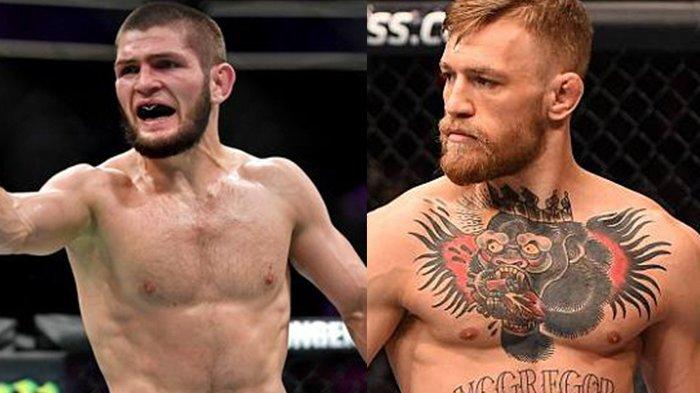 Khabib Kepada McGregor Saat Dulu Minta Duel: 'Matilah Seperti Prajurit, Jangan Kabur Seperti Ayam'