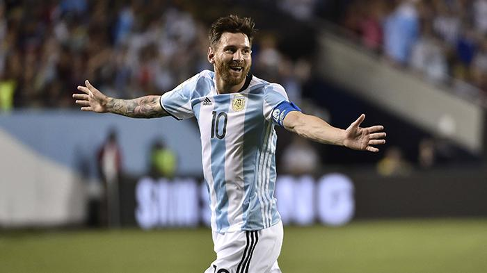 Lionel Messi Sumbang 2 Gol Ketika Argentina Tekuk Nikaragua 5-1 dalam Laga Persahabatan