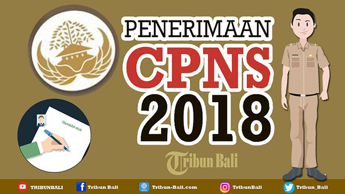 SKD CPNS Kota Denpasar Dilaksanakan 14-16 November, Ini yang Mesti Dipersiapkan