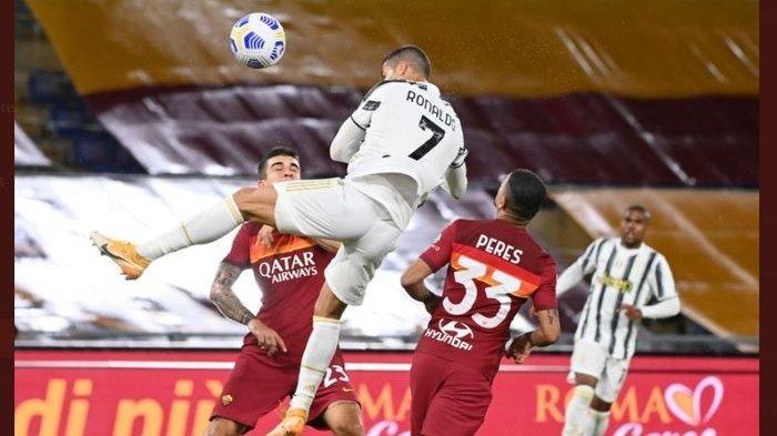 Fantastis, Gaji Cristiano Ronaldo Bisa Bayar Seluruh Pemain di 4 Klub Liga Italia