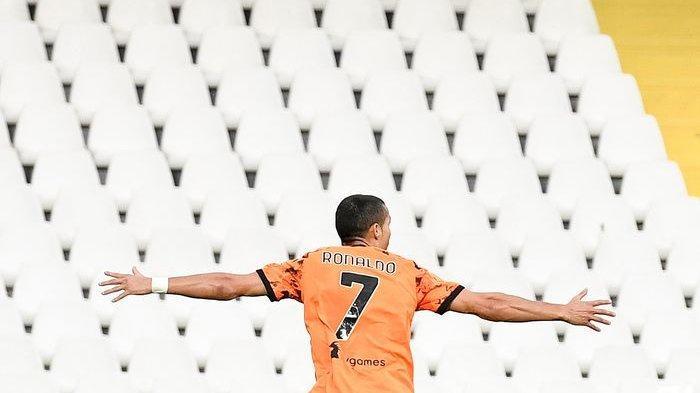 Cristiano Ronaldo Punya Statistik Tak Masuk Akal di 2020