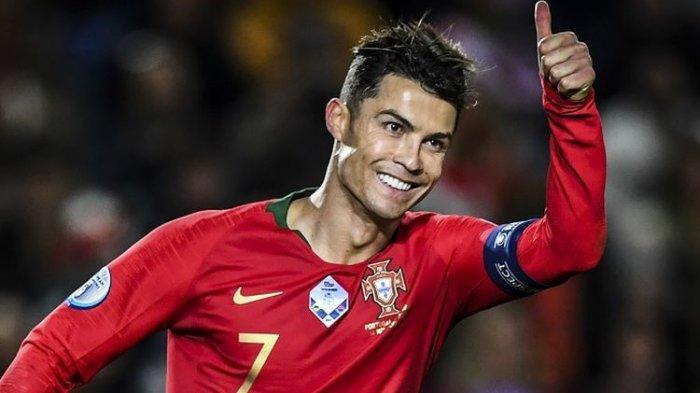 Cristiano Ronaldo Dapat Banyak Pujian Setelah Cetak 101 Gol Bersama Portugal