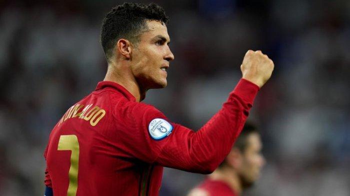 CRISTIANO RONALDO Cetak 3 Rekor Baru Bersama Portugal, Sergio Ramos Lewat