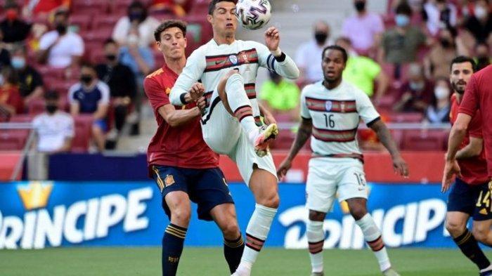KABAR EURO 2020: Kembali ke Madrid, Ronaldo Dapatkan Sambutan Kurang Mengenakan