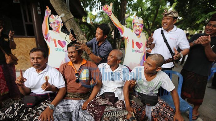 Partisipasi Pemilih di Denpasar Cuma 50 Persen, Sisanya Ke Mana?