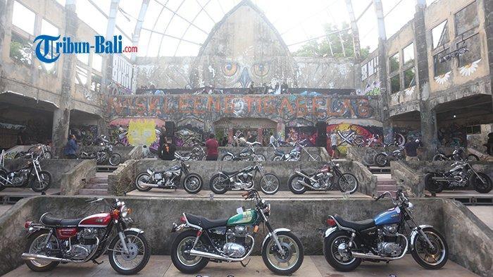 Bangunan Angker Taman Festival Bali di Padang Galak Disulap Jadi Area Custom War Selama 2 Hari