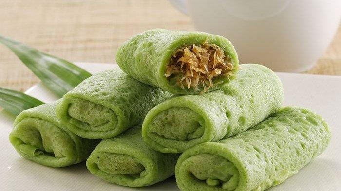 Resep Kue Tradisional Dadar Gulung yang Lembut dan Manis, Pemula juga Bisa Membuatnya